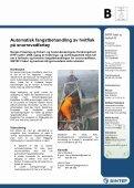 Robotisert lasting og lossing - Autolinefartøyet Geir II - Sintef - Page 2