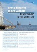 Nessie arbeitet in der Nordsee - Hansa Flex - Seite 5