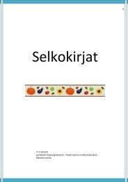 Selkokirjat - Jyväskylän kaupunki