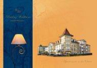 Broschüre - Immobilien am Meer