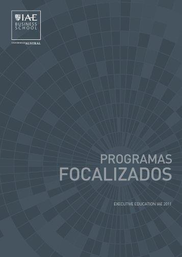 FOCALIZADOS - IAE Business School