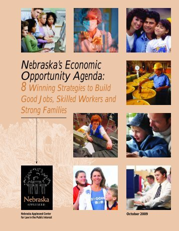 Nebraska's Economic Opportunity Agenda: - The Working Poor ...