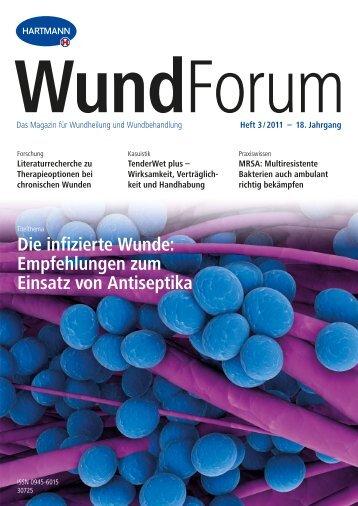 TenderWet plus – Wirksamkeit, Verträglich- keit ... - Paul Hartmann AG