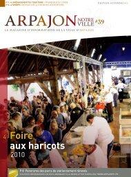Foire aux haricots - Arpajon