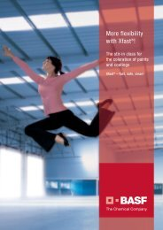 More flexibility with Xfast®!
