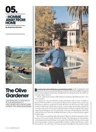 The Olive Gardener - Stephanie Pearson