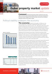 Dubai property market update - Vae-psf.de