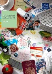 Annual Report 2007-2008 (PDF, 5.5Mb) - ESRC
