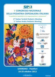 programma preliminare SIPO 2012 - Biomedia online