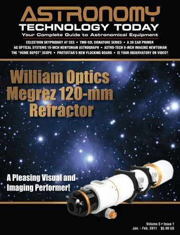 magnilux - Astronomy Technology Today