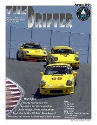 Highlights - Sacramento Valley Region - Porsche Club of America
