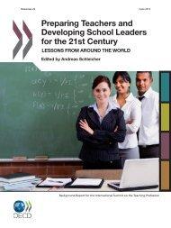 Preparing Teachers and Developing School Leaders ... - Folkeskolen