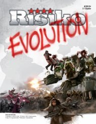 Risiko Evolution Spielregel