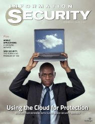 Using the Cloud for Protection - Bitpipe