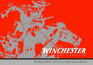 26317 Model 70 for PDF - Winchester