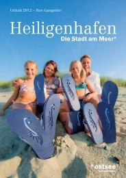 Zimmer und Ferienwohnungen - Heiligenhafen-Touristik