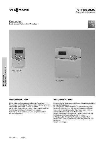 VIESMANN - Heizung und Solar zu Discountpreisen