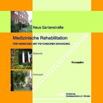 Konzept der Einrichtung zur Medizinischen Rehabilitation - FSP ...