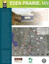 PDF of our Eden Prairie Report - Global Green USA