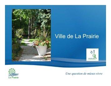 Ville de La Prairie