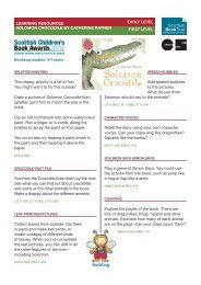 Bookbug - Scottish Book Trust