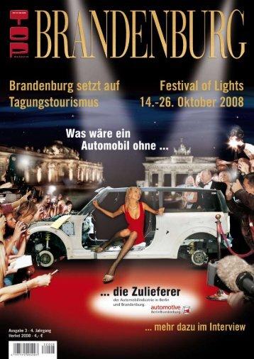 TOP Brandenburg 08/2008