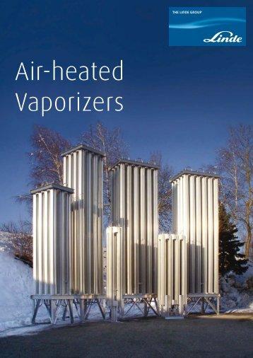 Air-heated Vaporizers - Linde-India