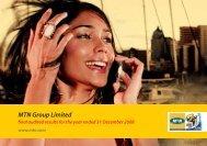 Shareholder Booklet - MTN