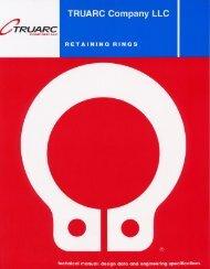TRUARC Company LLC - Electronic Fasteners Inc