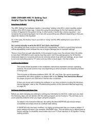 Kawasaki Racing Tool 600 (KRT-600) - Factory Pro