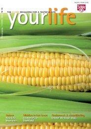 Reizen Yourlife lezersreis Midden in het leven Glutenvrij in - Schar