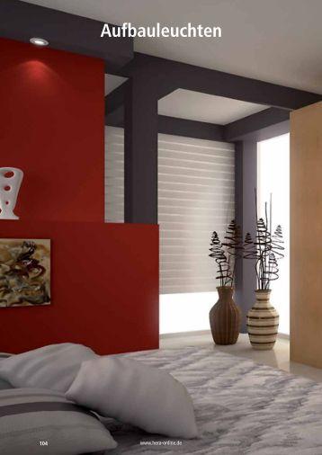aufbauleuchten magazine. Black Bedroom Furniture Sets. Home Design Ideas