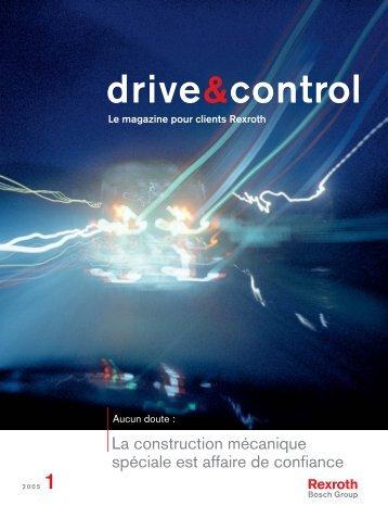 drive&control - Bosch Rexroth