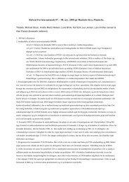 Referat fra Internatmøde 07 - fra DSGH
