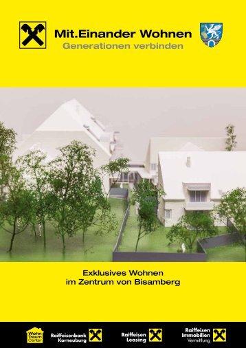 Projektfolder - Raiffeisen Immobilien Vermittlung Ges.mbH