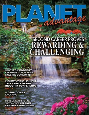 Fall - PLANET Professional Landcare Network