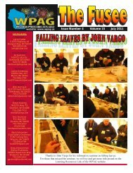 Issue Number 4 Volume 15 July 2011 - WPAG