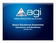 SSA Software Suite - AGI
