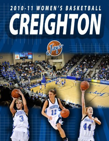 2 - Creighton University Bluejays