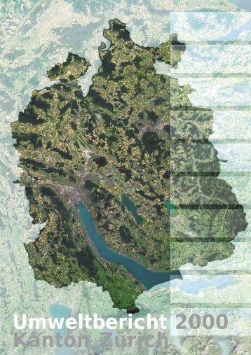 Umweltbericht 2000 komplett (PDF, 2 MB) - Koordinationsstelle für ...