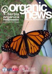 1 Organic News - savetodavstvo - Vojvodina