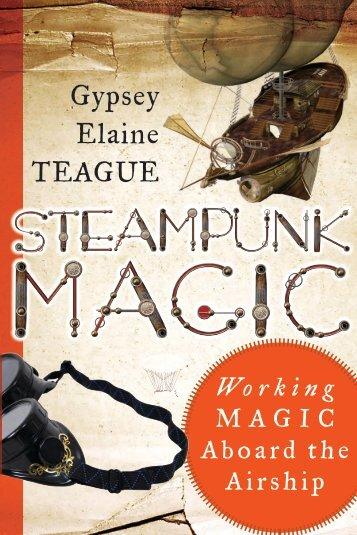 STEAMPUNK MAGIC - Red Wheel/Weiser