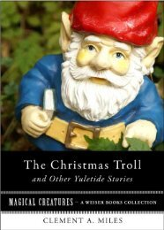 The Christmas Troll - Red Wheel/Weiser