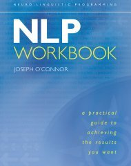 NLP WORKBOOK - Red Wheel/Weiser