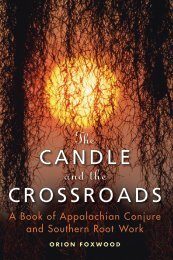 CANDLE CROSSROADS - Red Wheel/Weiser
