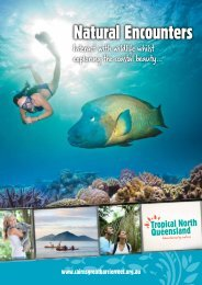 Natural Encounters - Queensland Holidays