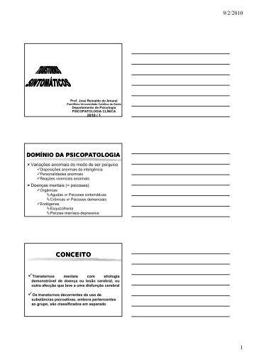 Livro Psicopatologia E Semiologia Dos Transtornos Mentais Pdf