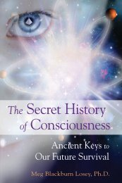 The Secret History of Consciousness - Red Wheel/Weiser