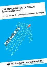 Anmeldeflyer - Evangelisches Jugendwerk Bezirk Mühlacker