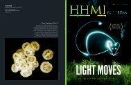 Light Moves: HHMI Bulletin May 2010 Vol. 23 - Howard Hughes ...